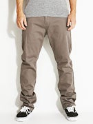 KR3W Klassic Chino Pants  Warm Grey