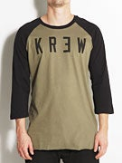 KR3W Locker Premium Raglan Shirt