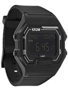 KR3W Terminal Watch Black