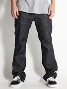 KR3W Relaxed Jeans  Raw Blue