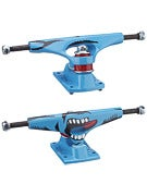 Krux Screaming Truck 3.5 Tall Blue 7.75