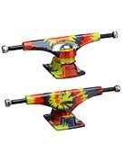 Krux Tye Dye Downlow Trucks
