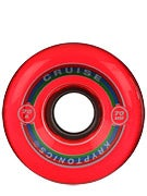 Kryptonics Cruise Red 78A Wheels 70mm