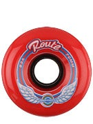 Kryptonics Route Red 83A Wheels 70mm