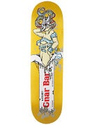 Lifeblood Gnar Bar Deck  8.38 x 32