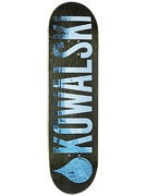 Lifeblood Kowalski Pro Logo Grey Deck  8.375 x 32