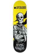 Lifeblood Kowalski Straight Jacket Deck  8.25 x 32