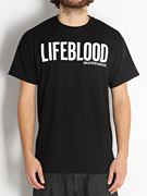 Lifeblood Logo T-Shirt