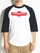 Lifeblood Thunderbird Raglan T-Shirt