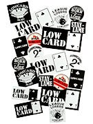 Lowcard Assorted Sticker Pack