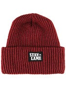 Lowcard Stay Lame Beanie