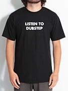 L.E. Listen To Dubstep T-Shirt