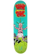 L.E. Tave Monster Baby Deck  8.0 x 32