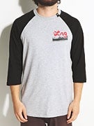 LRG Core 3/4 Sleeve Raglan