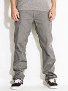 LRG Core Collection TS 5 Pocket Pants Charcoal