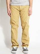 LRG Core Collection TS 5 Pocket Pants Dark Khaki
