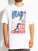 LRG Head In Clouds T-Shirt