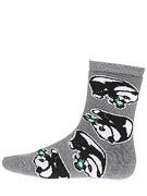 LRG Lots Of Panda Crew Socks