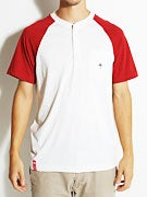 LRG Research Collection S/S Raglan Henley