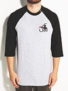 LRG South Sider Baseball 3/4 Sleeve