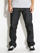 LRG True Tapered Jeans Ink Blue Wash