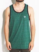 LRG Team Striped Tank Top