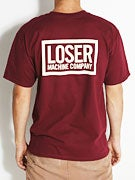 Loser Machine Loser Box IIl T-Shirt