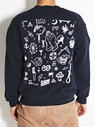Loser Machine Behavior Crew Sweatshirt