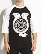Loser Machine Double Crosser Raglan Shirt