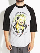Loser Machine Jesse Raglan Shirt