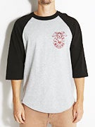 Loser Machine Stamped Raglan Shirt