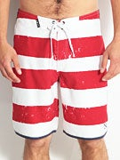 Lost Pirate Stripe Boardshorts