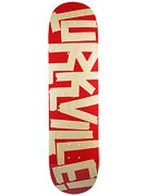 Lurkville Barrio Bargains Red Deck 8.0 x 32