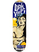 Lurkville Deadly Dame Jane Yellow Deck 8.25 x 32.25