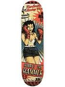 Lurkville Harriet The Hammer Deck 8.25 x 32