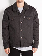 Levi's Sherpa Lined Jacket  Graphite