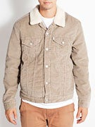 Levi's Sherpa Lined Jacket  Timberwolf