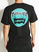 Levi's x Thrasher Skate T-Shirt