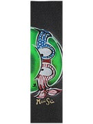 Mouse USA TMNT Hand Sprayed Griptape on Mob