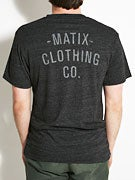 Matix Company Tri-Blend Pocket T-Shirt