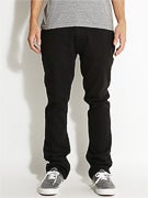 Matix Gripper Twill Pants  Black