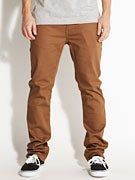 Matix MJ Gripper Twill Denim Pants  Cocoa