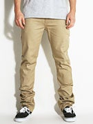 Matix MJ Gripper Twill Denim Pants Khaki