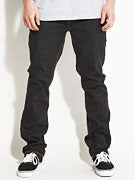 Matix Gripper Jeans  Black Raw