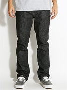 Matix Miner Classic Straight Denim Scratch