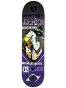 Mystery James Undefeated P2 Deck  8.25 x 32.25