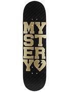 Mystery Varsity Gold Deck  8.375 x 32.25
