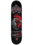 Mystery James Get Busy Deck  7.875 x 31.75