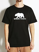 Nor Cal Black Bear Glow in the Dark T-Shirt