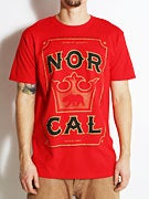 Nor Cal Crowned T-Shirt